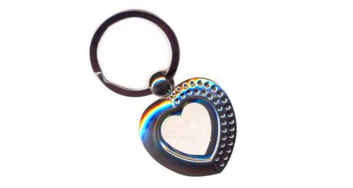 Heart Shape Key Holder with Packing Box 30