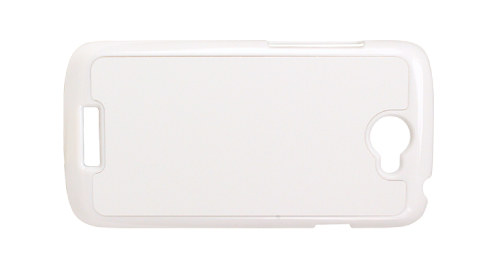 HTC 1S Mobile Cover - White Color