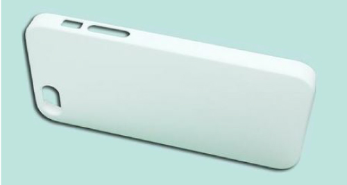 iPhone 5 Mobile Cover - White Color