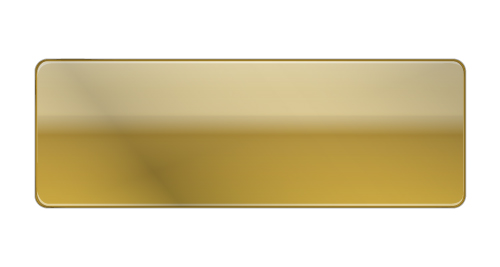 Gold Anodized Alum. Badges 2022-BSG