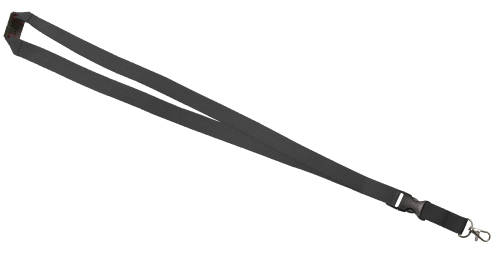 Standard Lanyard 20mm - Black