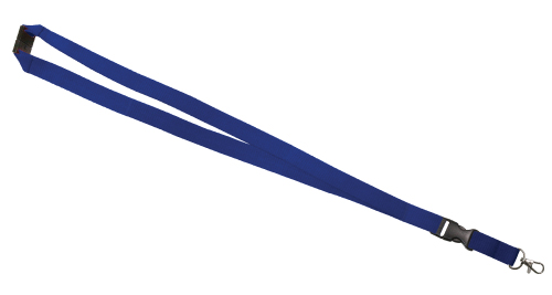 Standard Lanyard 20mm - Dark Blue
