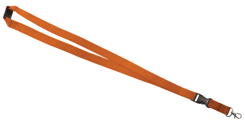 Standard Lanyard 20mm - Orange