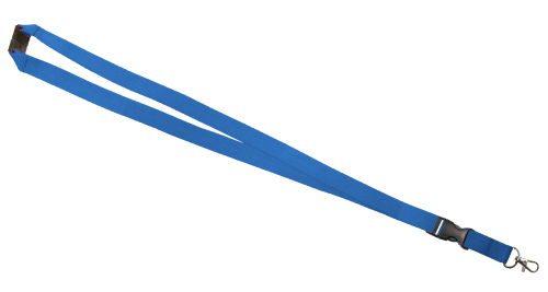 Standard Lanyard 20mm - Royal Blue
