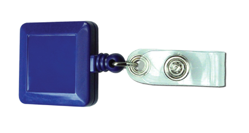 Badge Reels 126 Blue