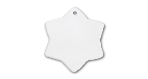 Star Ceramic tea Coasters 6cm 247