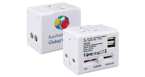 Universal Travel Adapter - TA-001