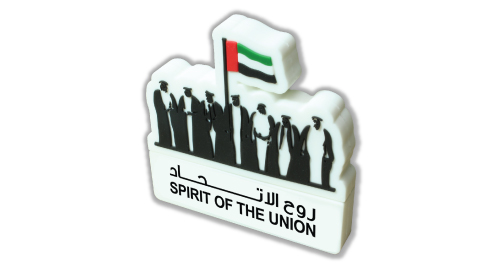 UAE National Day Logo Customised Flash Drive