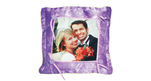 Sublimation Pillow - 707 - Purple