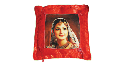Personalized Pillow - 707 - Red