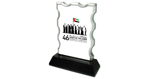 National Day Crystal Awards - CR-04