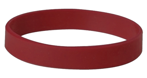 Wristbands - 014 - Maroon