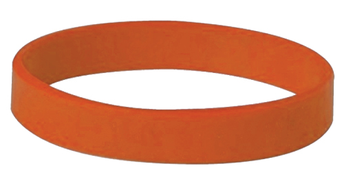 Wristbands - 014 - Orange