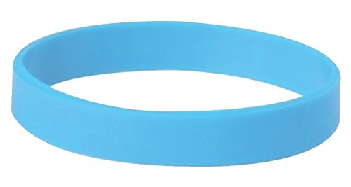 Wristbands - 014 - Blue