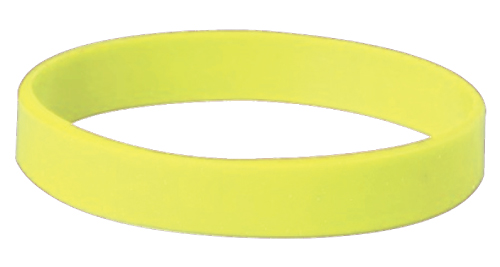 Wristbands - 014 - Yellow