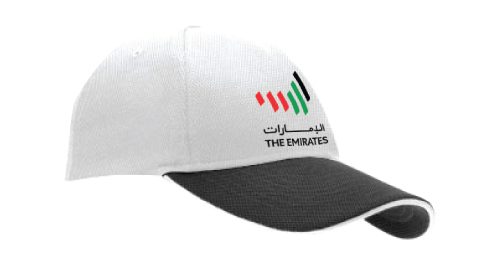 UAE National Day Cap - White Color